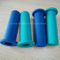 New Design Thread Anti-Slip Silicone Hand Grips for Motorcycle Bike