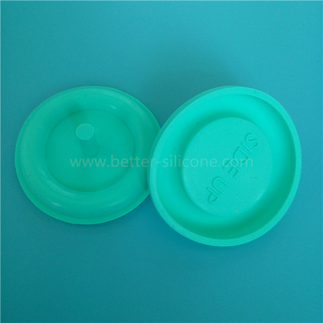 Gummi Silicone Rubber Medical Grade Flapper Shaped Valves