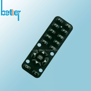 Customize Plastic Rubber Silicone Cutting Laser Keypad