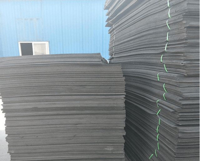 closed cell silicone foam sheet