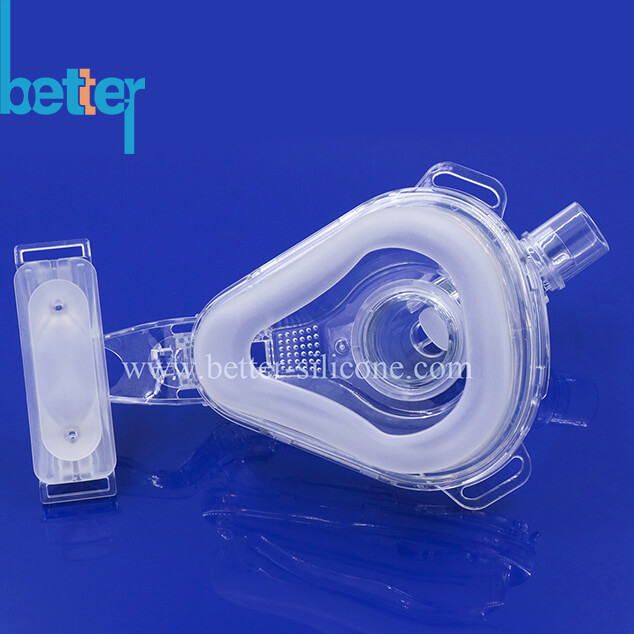 Liquid Silicone Medical Mask
