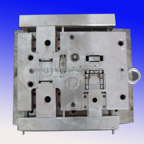 Custom-Made China Tool Plastic Injection Molding