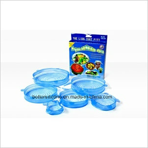Promotion Food-Grade Silicone Pan Cover