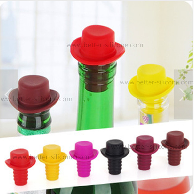 Custom Food Grade Silicone Rubber Stopper