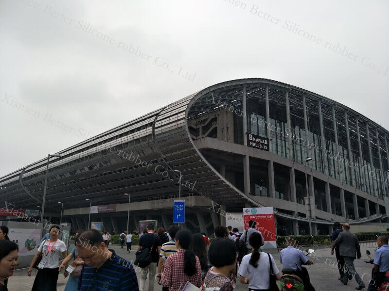 CHINAPLAS 2019 International Rubber and Plastic Exhibition Records