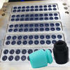 Custom Silicone Rubber Compression Molds for Bellows