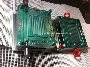 Custom-Made China Precision Injection Mold Plastic Tool