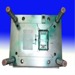 Custom-Made China Precision Plastic Injection Tooling