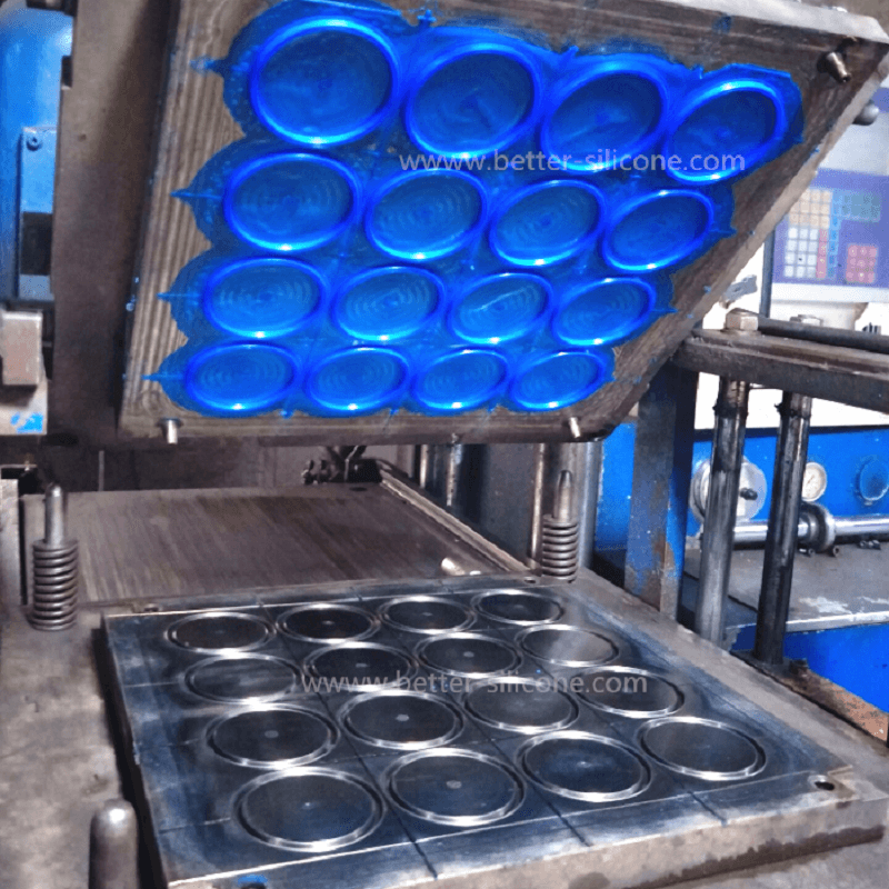Rubber Compression Molding Process