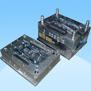Plastic LED Injection Tool Making