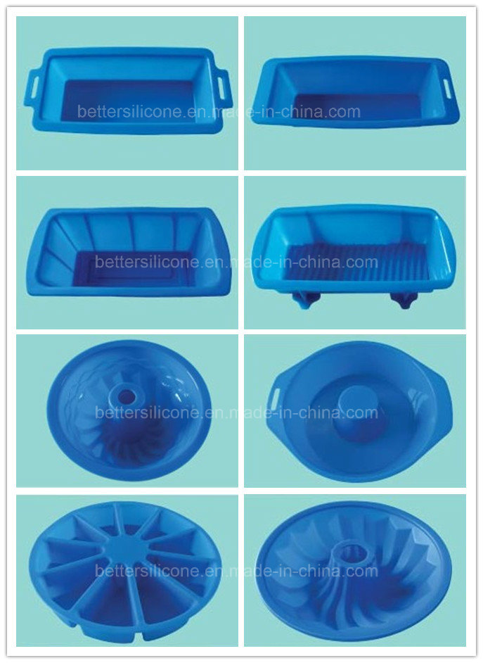 Silicon Rubber Cake Make Mold