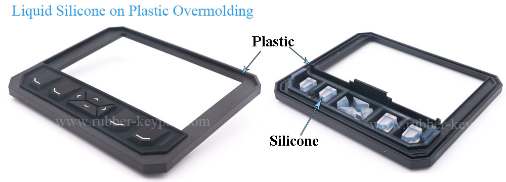 lsr overmolding