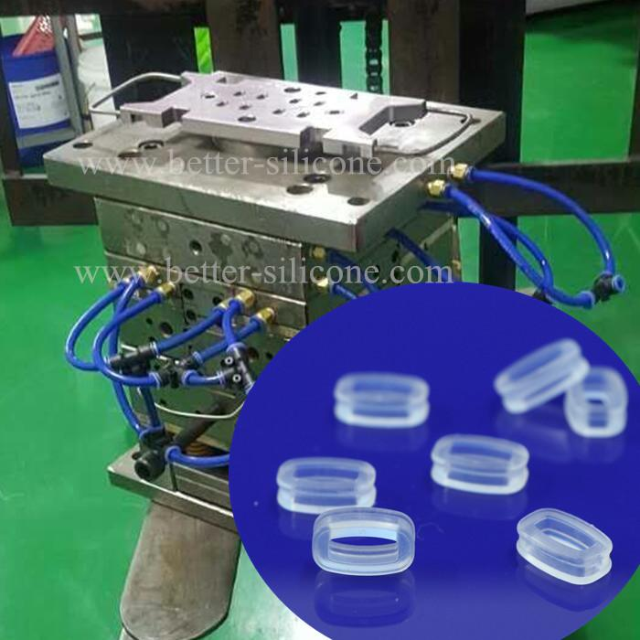 Rubber Injection Molding For Gasket Seals