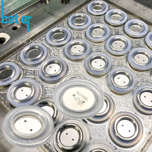 Silicone Rubber Diaphragm